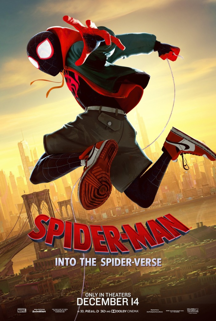 Spider-Man Into the Spider-Verse 2018 720p BluRay