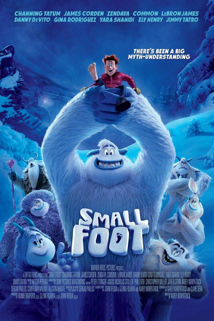 Smallfoot 2018 DVDRip
