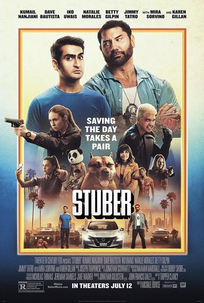 Stuber 2019 HDRip