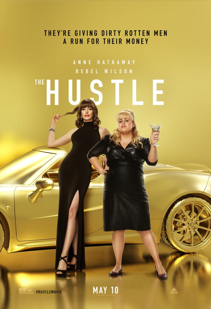 The Hustle 2019 HDRip AC3