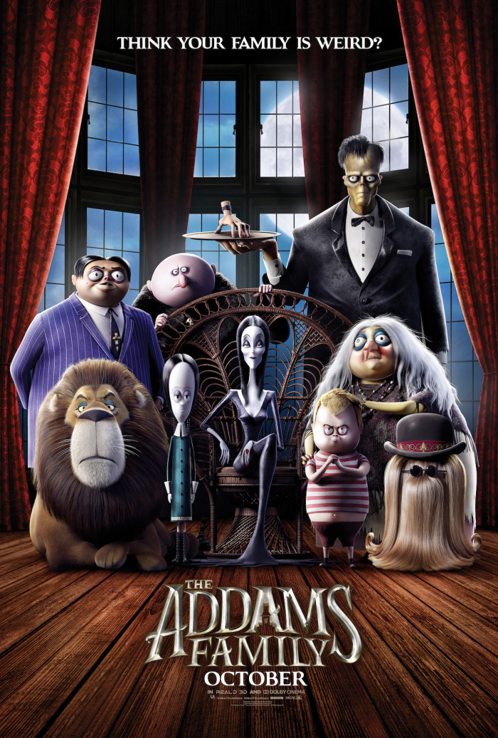 The Addams Family 2019 HDRip