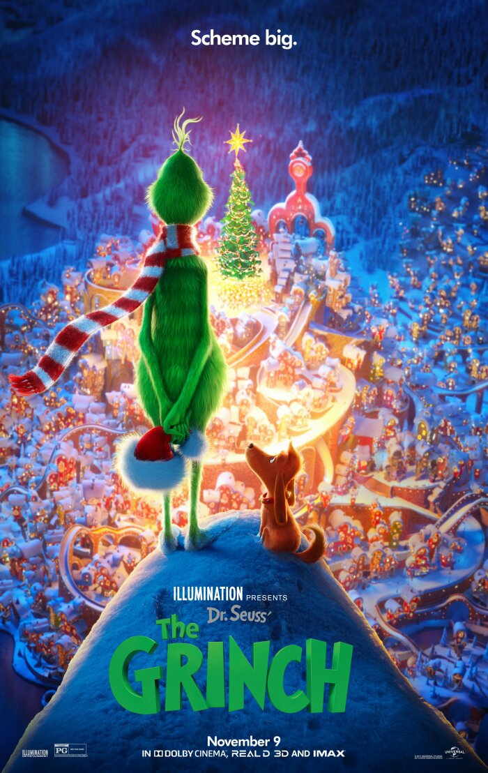 The Grinch 2018 BDRip