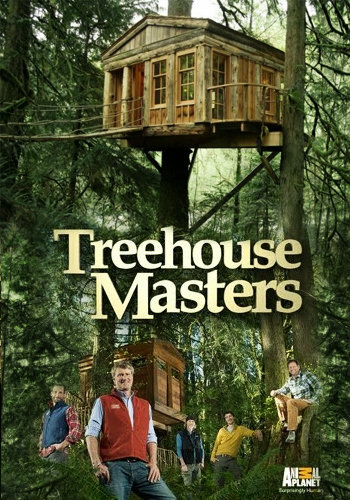 Treehouse Masters S11E05 Super Spy Treehouse 720p HEVC x265