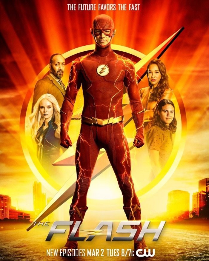 The Flash 2014 S04E10 XviD-AFG