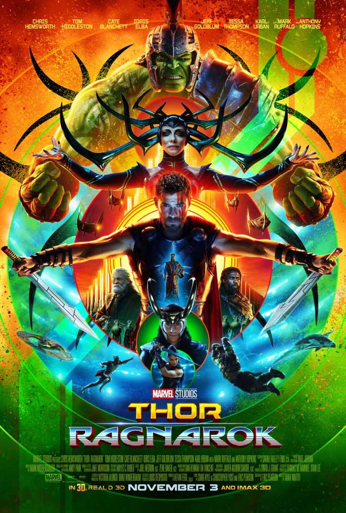 Thor Ragnarok 2017 1080p BRRip X264 AC3-EVO