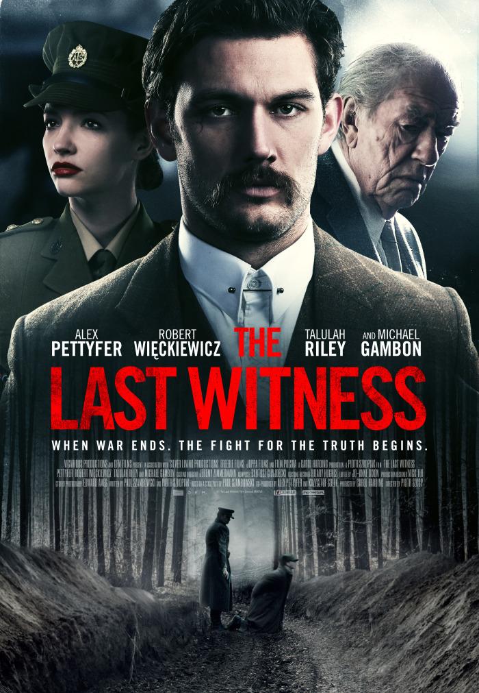 The Last Witness 2018 HDRip