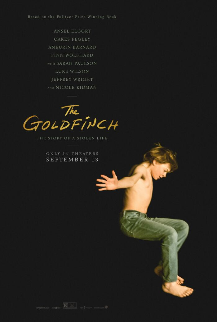 The Goldfinch 2019 HDRip