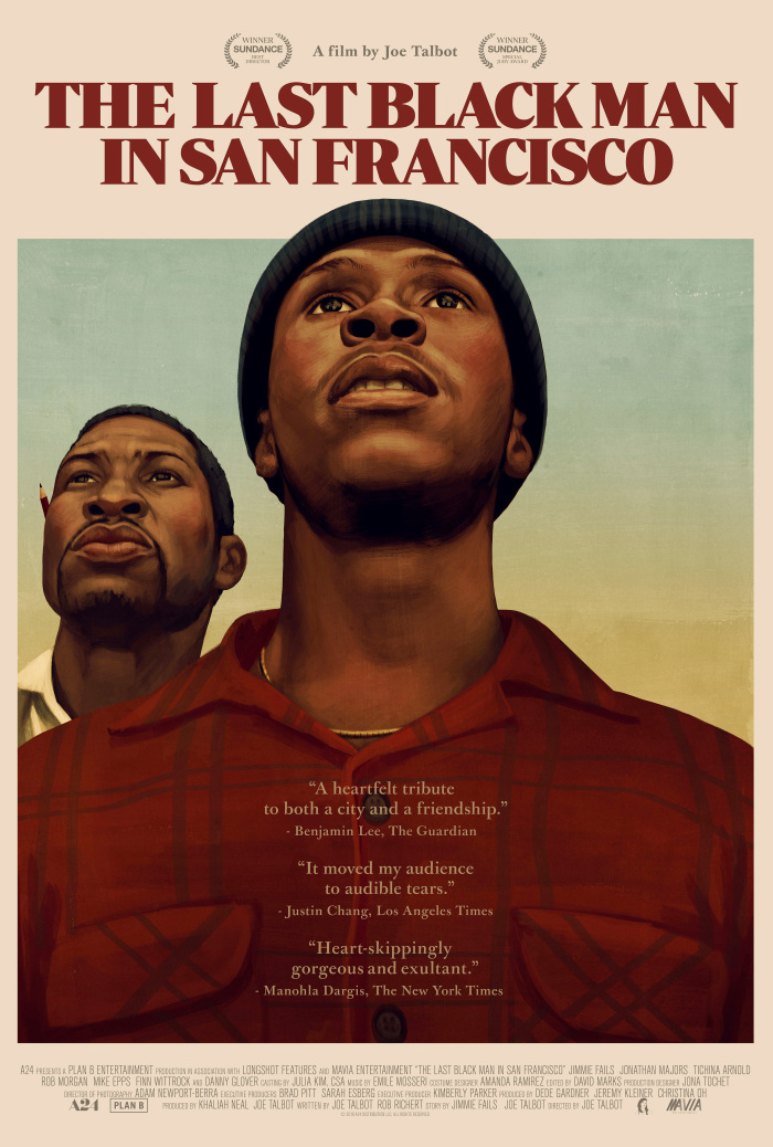 The Last Black Man in San Francisco 2019 HDRip