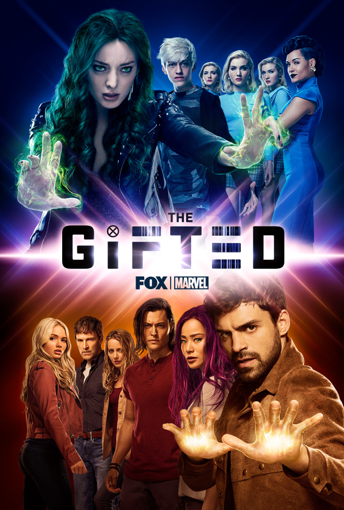 The Gifted S01E10 XviD-AFG