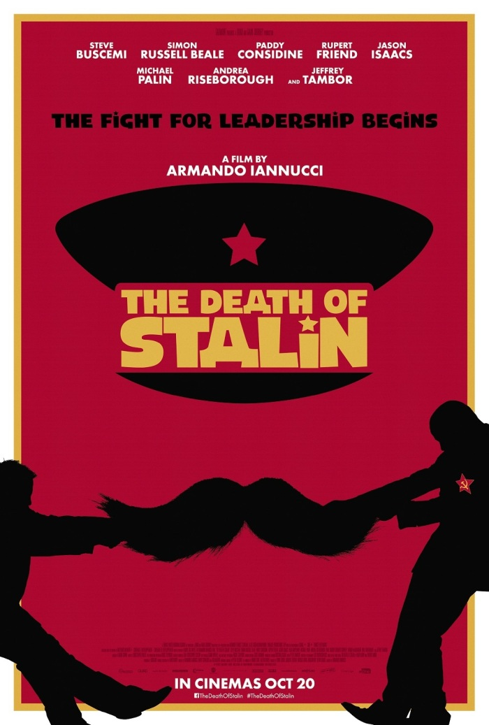 The Death of Stalin 2018 720p WEB