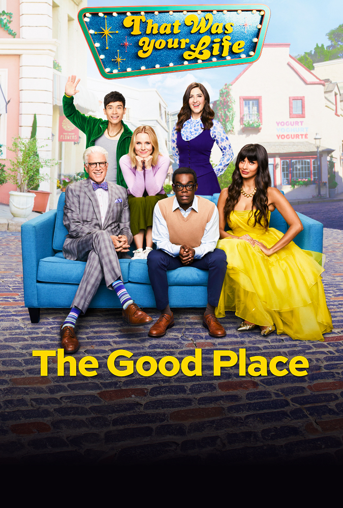 The Good Place S02E06 XviD-AFG