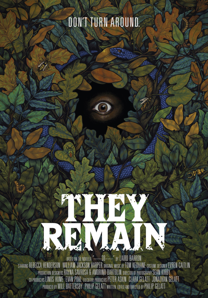 They Remain 2018 HDRip