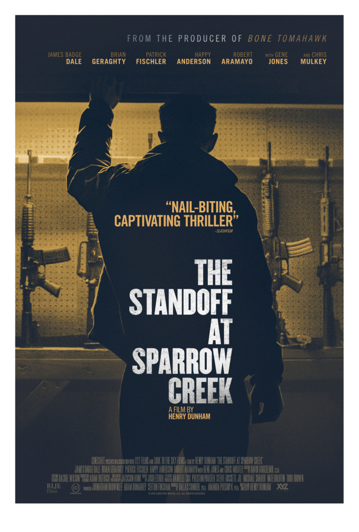 The Standoff at Sparrow Creek 2019 HDRip