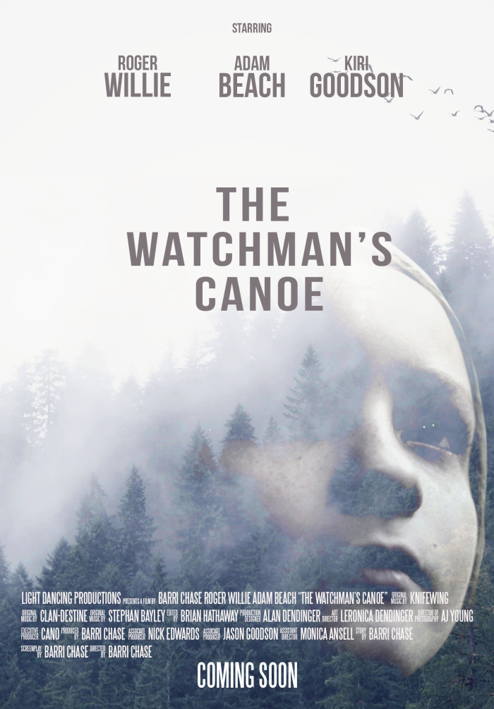 The Watchmans Canoe 2017 HDRip
