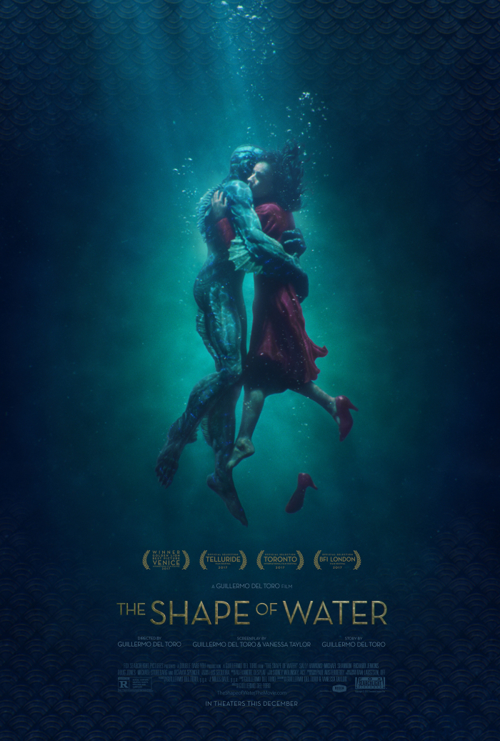 The Shape of Water 2017 HDRip