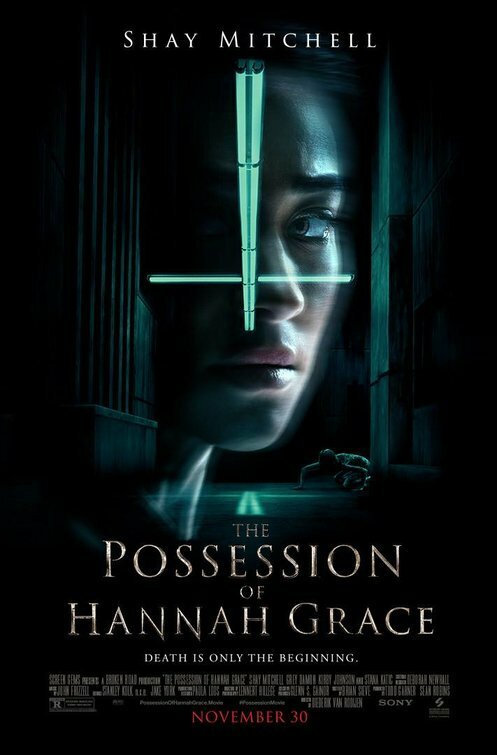 The Possession of Hannah Grace 2018 DVDRip
