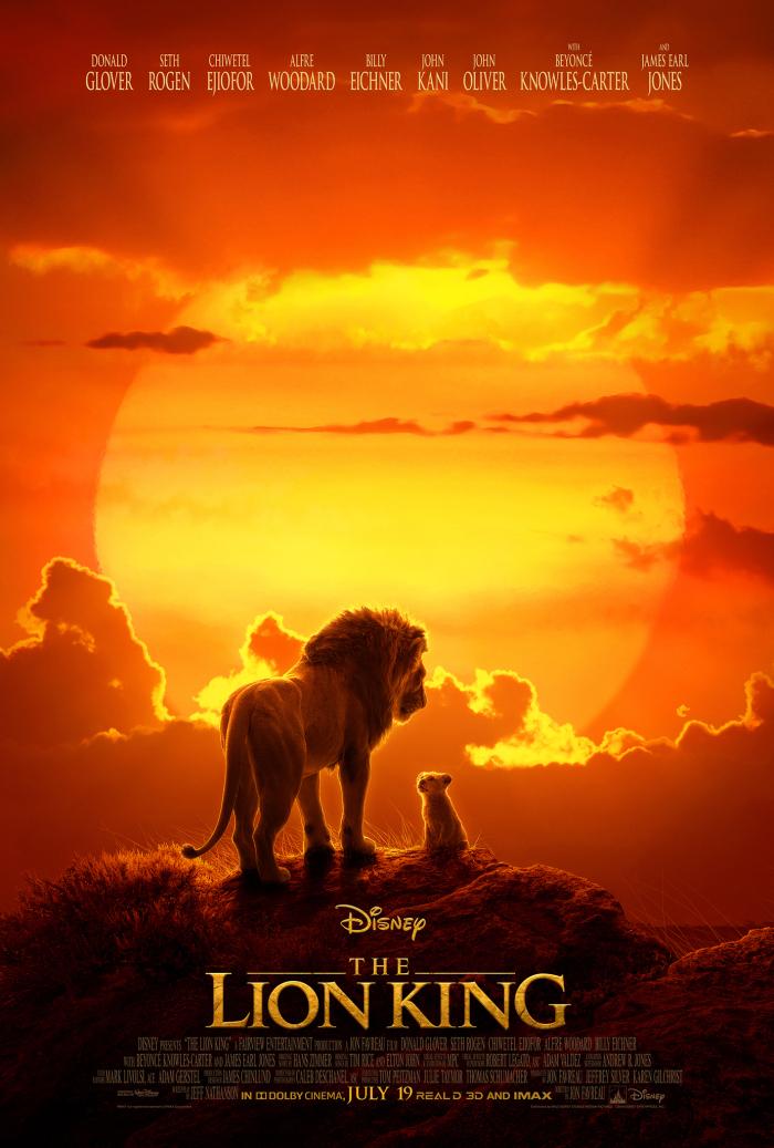 Lion King 2019 DVDRip