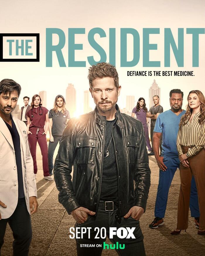 The Resident S01E04 XviD-AFG
