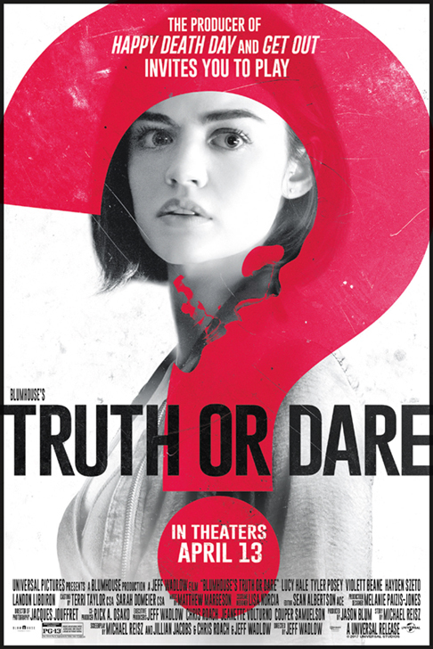 Truth or Dare 2018 HDRip