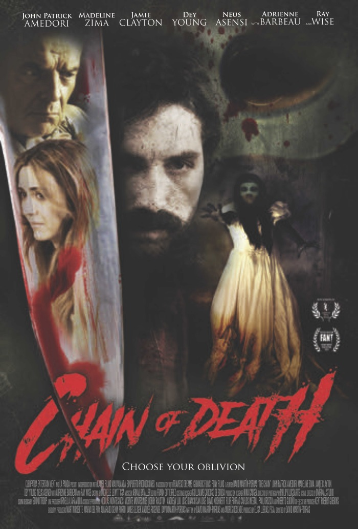 Chain Of Death 2019 HDRip