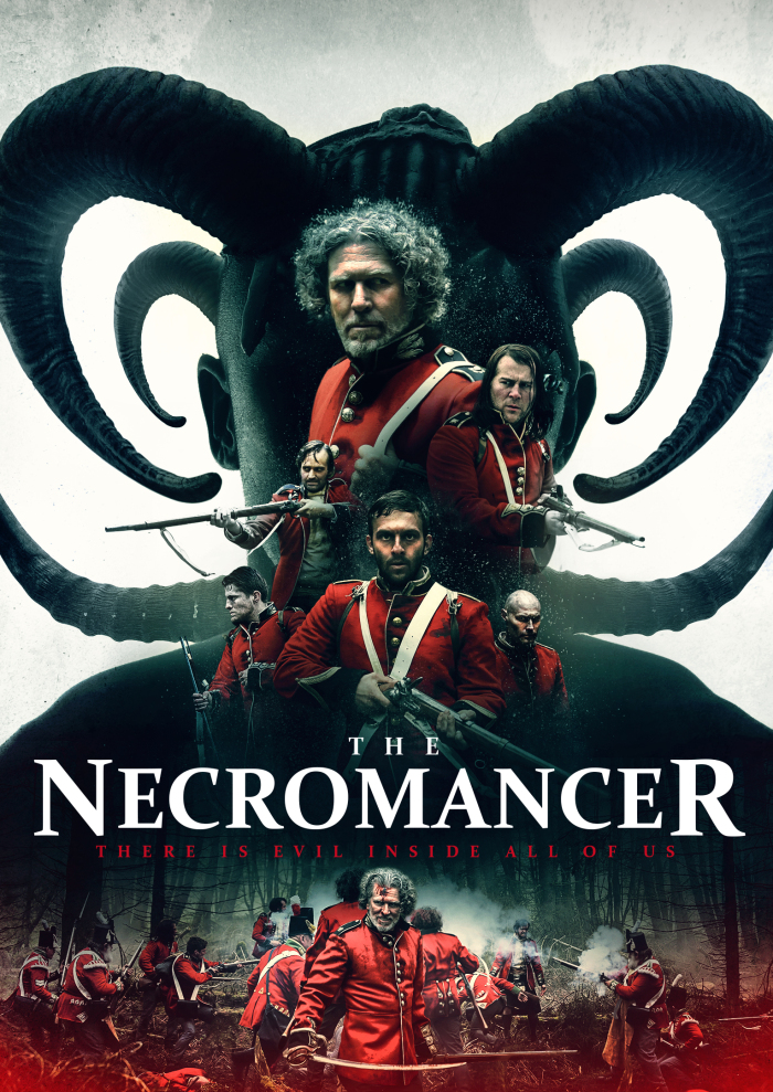 The Necromancer 2018 HDRip