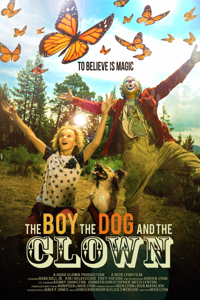 The Boy The Dog And The Clown 2019 HDRip