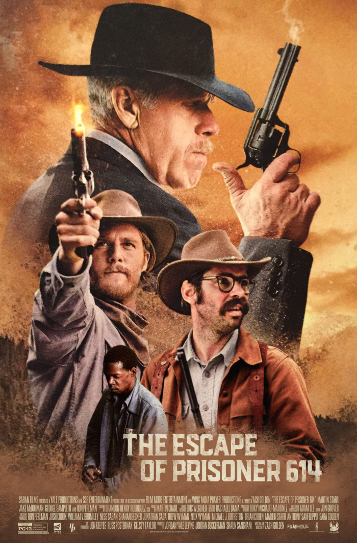 Escape of Prisoner 614 2018 BDRip