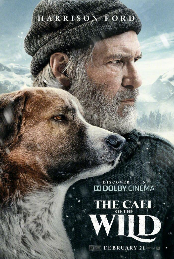 The Call of the Wild 2020 HDRip