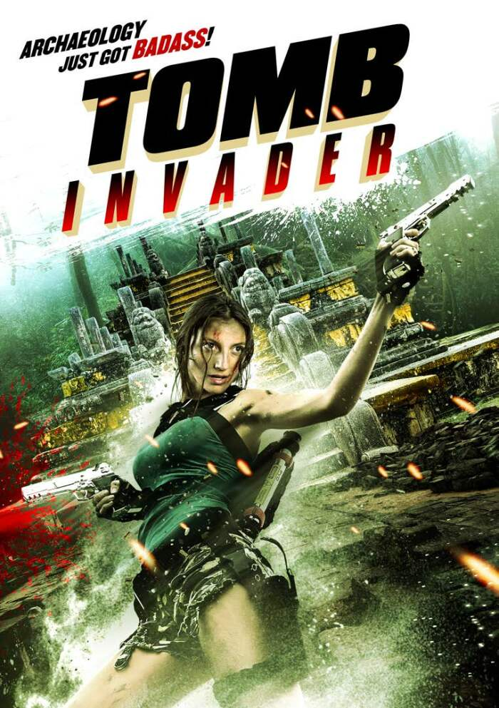 Tomb Invader 2018 HDRip