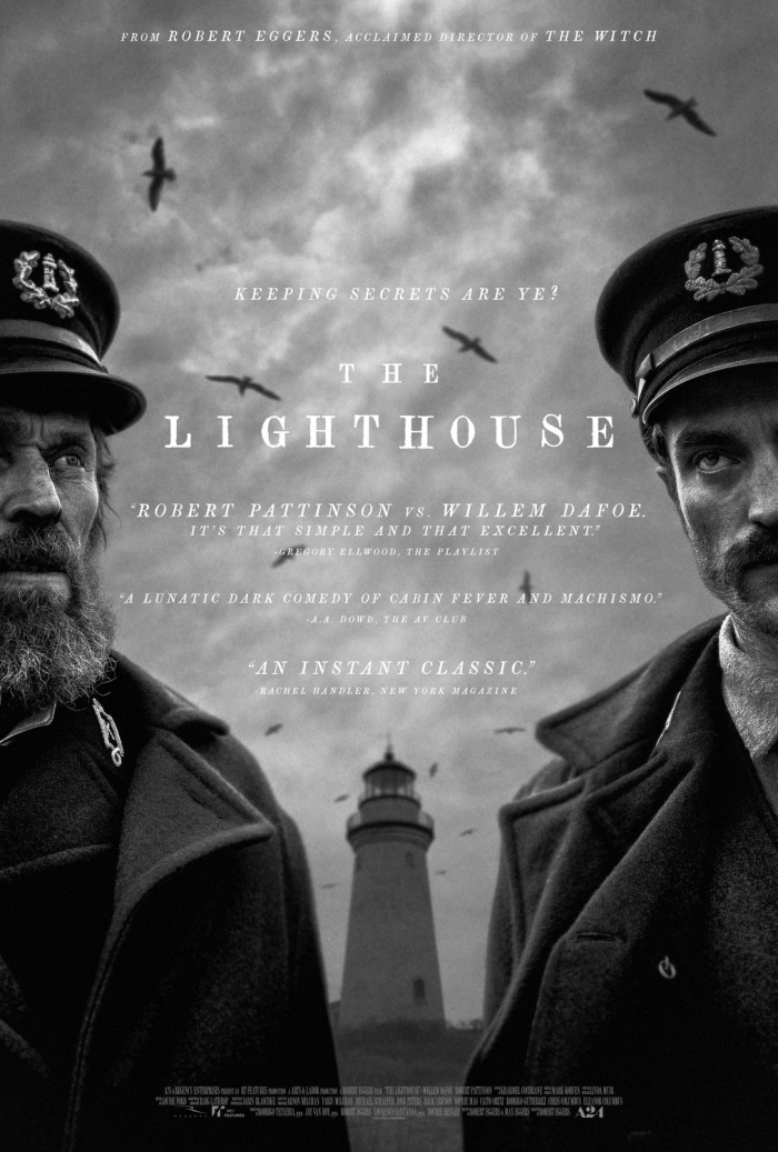 The Lighthouse 2019 HDRip AC3