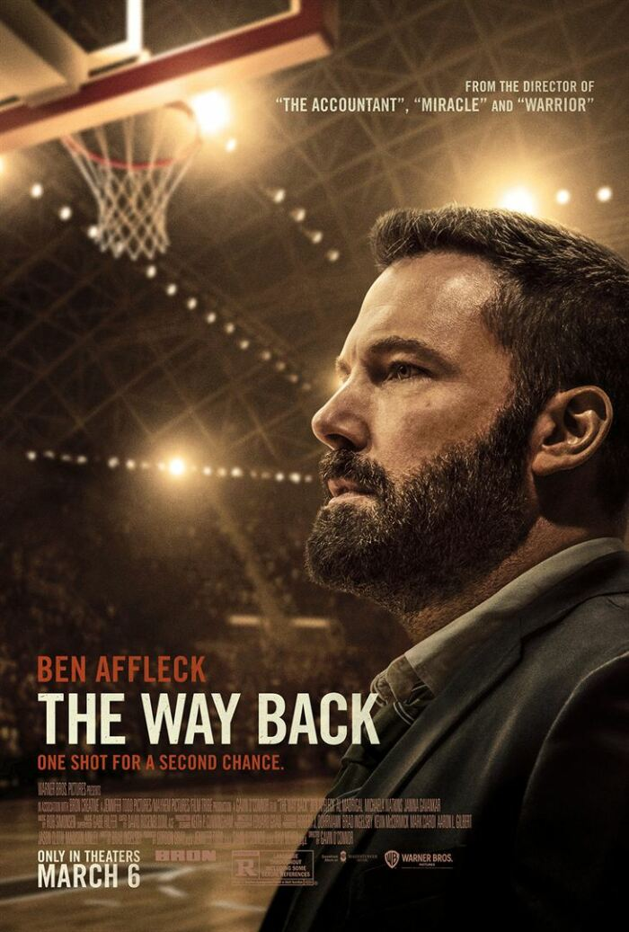 The Way Back 2020 HDRip