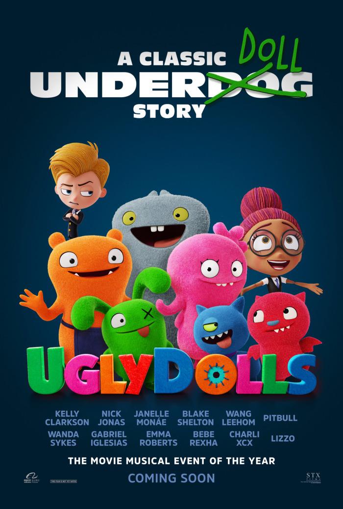 UglyDolls 2019 HDRip