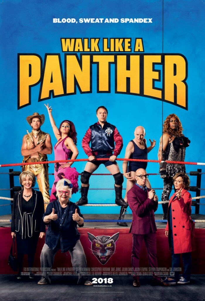Walk Like a Panther 2018 HDRip