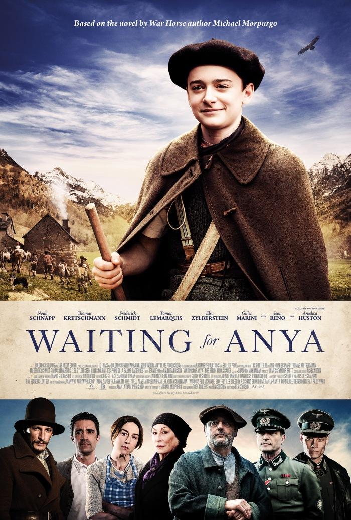 Waiting For Anya 2020 HDRip
